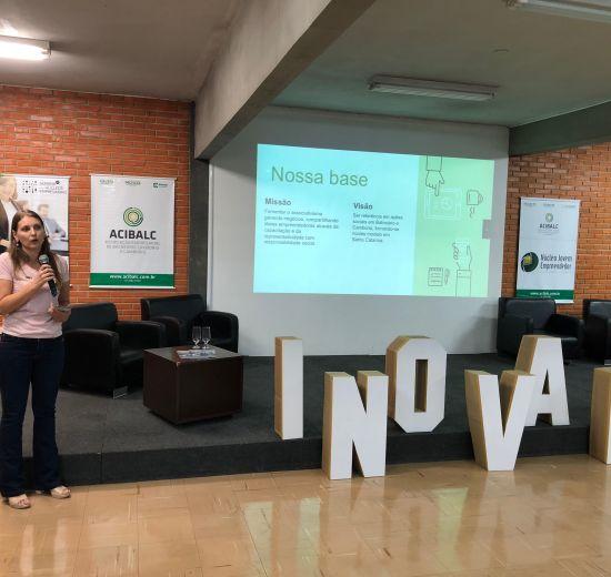 1º Meeting Inova BC