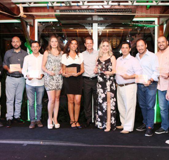 Posse dos Coordenadores e Vice Coordenadores de Núcleos - Gestão 2018