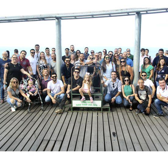 Encontro Regional dos Jovens Empresários do Vale do Itajaí reúne mais de cinquenta empreendedores em BC
