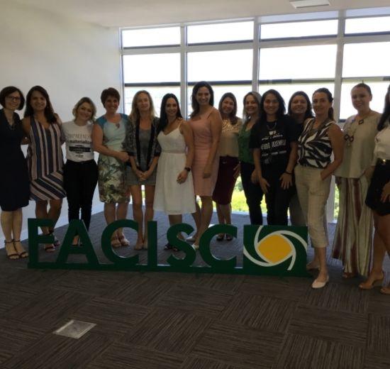 Mulheres empresárias e lideranças estaduais se reúnem em Florianópolis